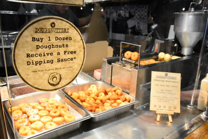 donuts do Chelsea Market em New York
