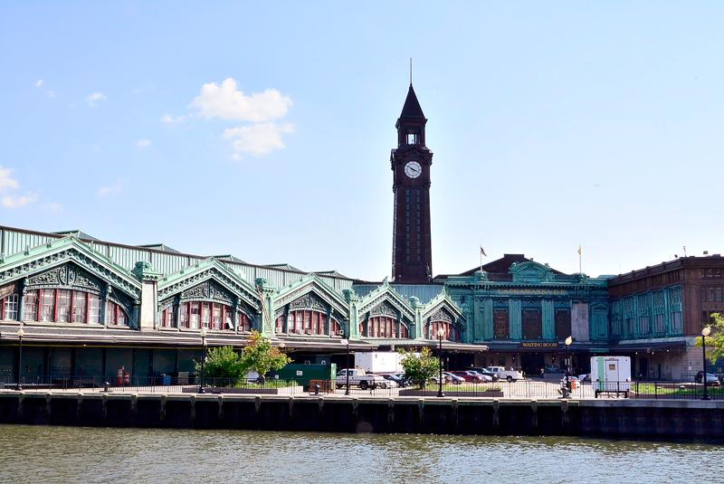 Lakawanna Station em Hobboken New Jersey