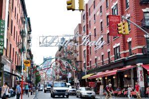 Little Italy, New York, USA