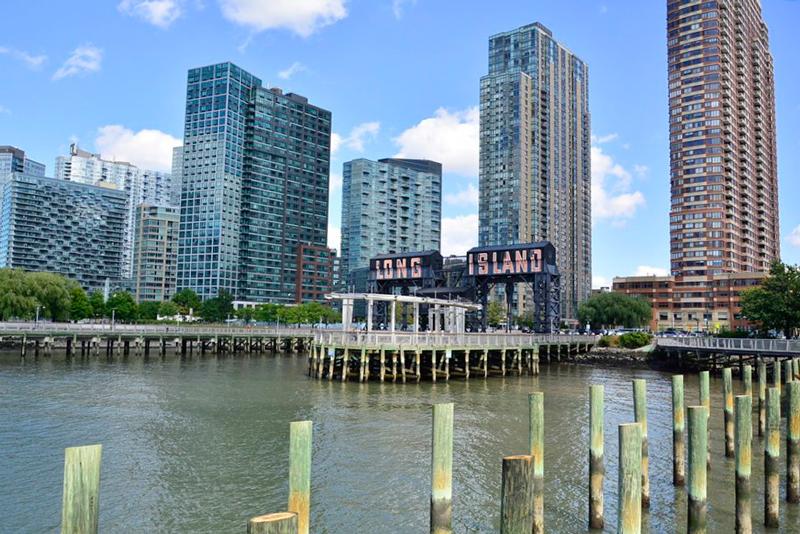 Long Island City em new york
