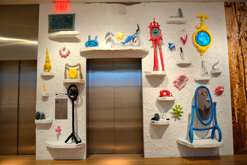 MAD - Museum of Art & Design em new york