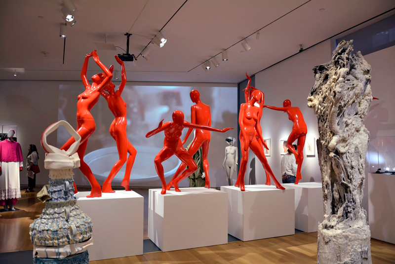 MAD - Museum of Art & Design em New York