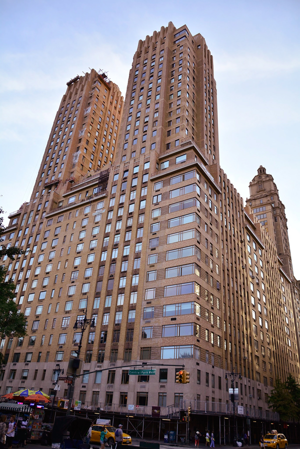 Majestic Apartments em New York