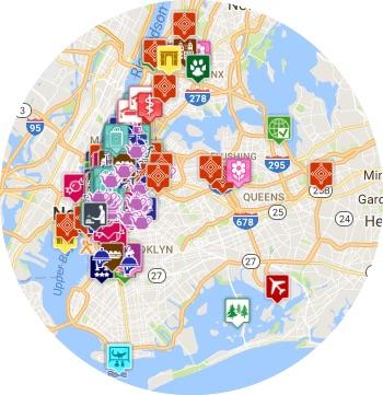 mapa NYCIII