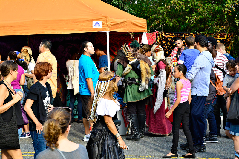 Medieval Fest, New York, NYC, USA, EUA, Nova Iorque