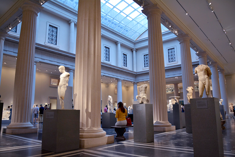 MET, Metropolitan Museum of Arte, Upper East Side, Manhattan, New York, NYC, USA, EUA