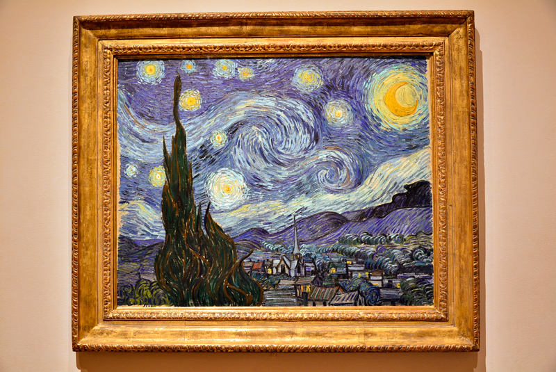 Van Gogh no MoMA - Museum of Modern Art de New York