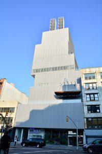 New Museum, New York, USA