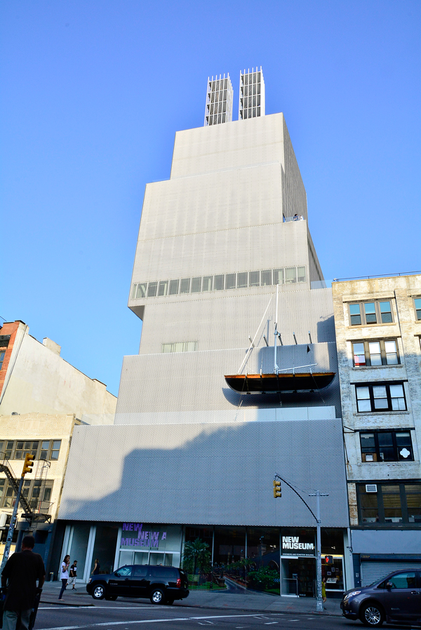 New Museum de New York, USA
