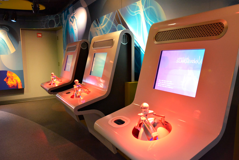 Sony Wonder Technology Lab em New York