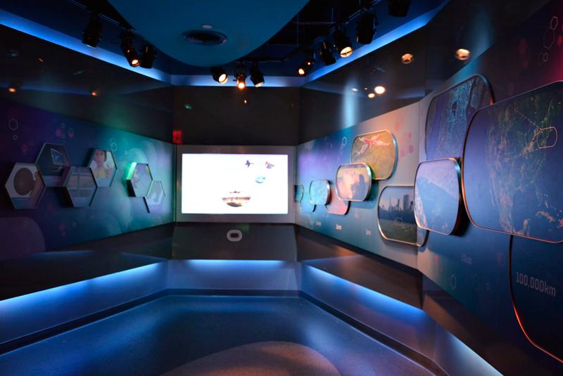 Sony Wonder Technology Lab em New York