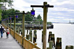 South Cove, Battery Park City, New York, USA