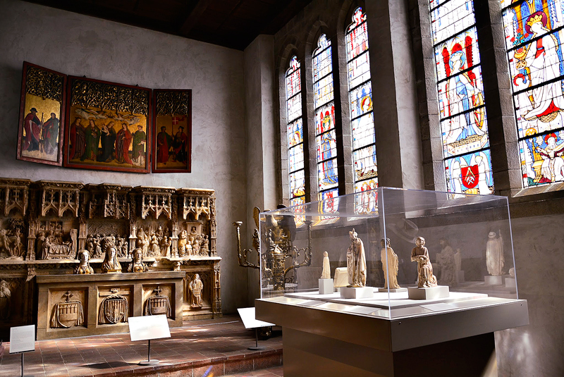 The Cloisters Museum em New York
