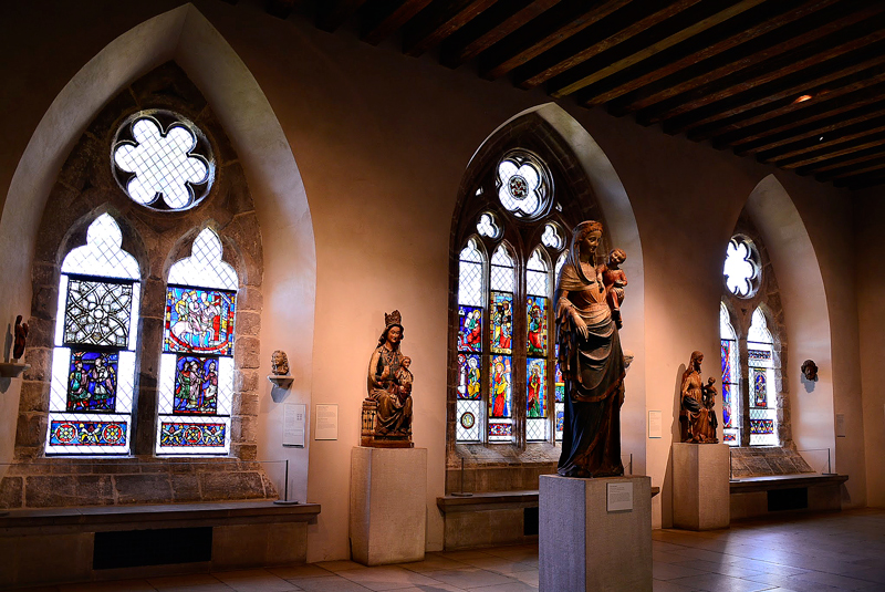 The Cloisters Museum em New York