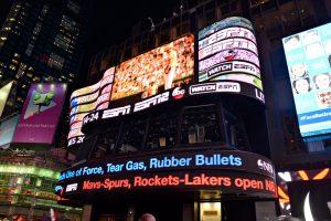 Nova Iorque, Times Square, Theater District, Manhattan, New York, NYC, USA, EUA