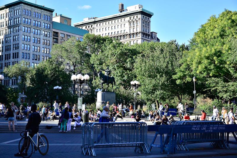 Union Square de New York, USA