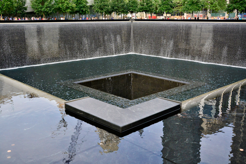 World Trade Center Memorial de New York