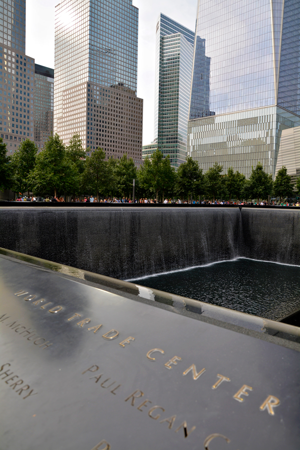 World Trade Center Memorial de New York