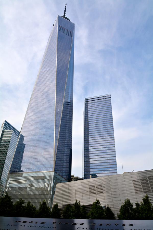 One World Tower no World Trade Center Memorial de New York