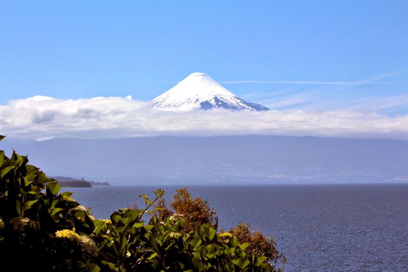 Osr=orno, Puerto Octay, Chile