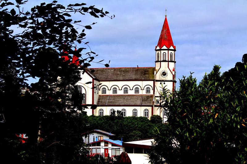 Iglesia Sagrado Corazón de Jesús, Puerto Varas, Chile