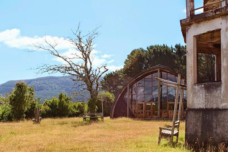 Parque Oncol no santuario de la naturaleza carlos anwandter na region de los lagos no chile