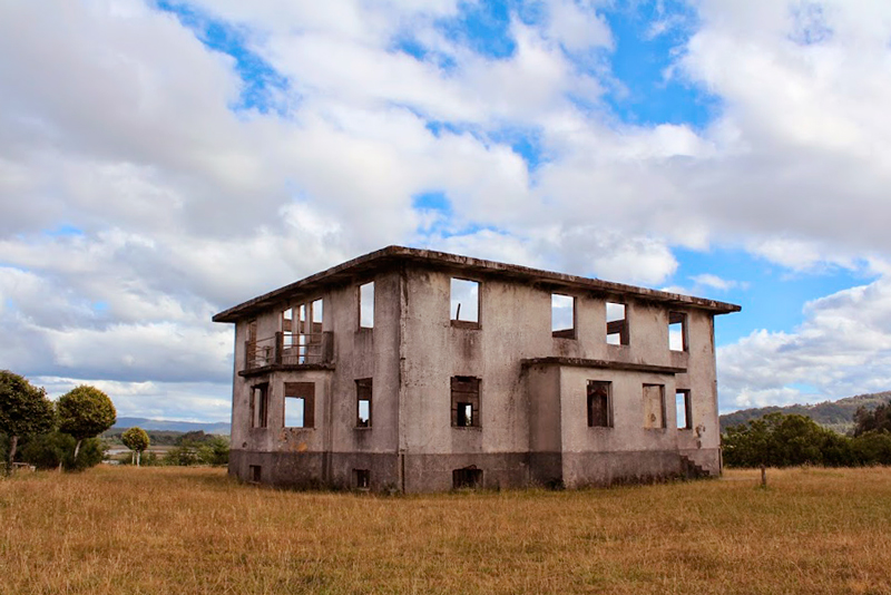 Casa Manns no parque oncol do santuario de la naturaleza carlos anwandter na region de los lagos no chile