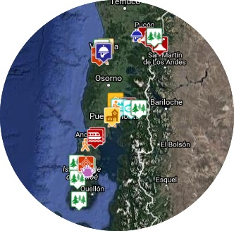 mapa region lagos