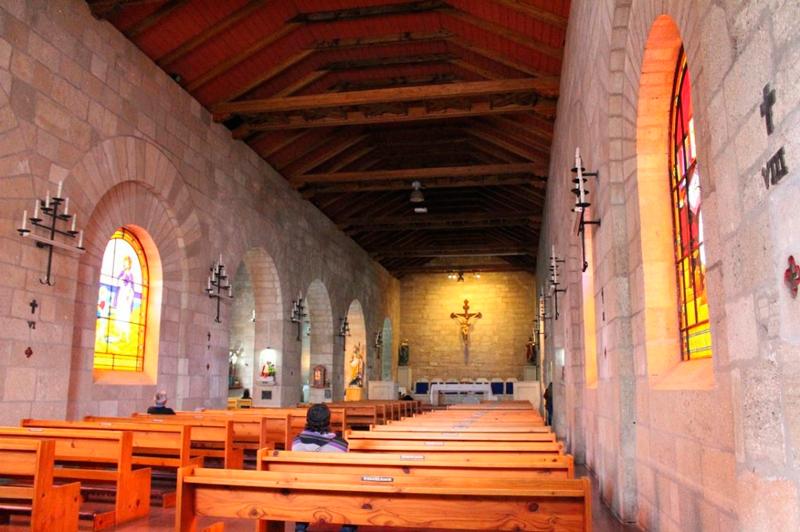 Iglesia San Augustín em La Serena no Chile