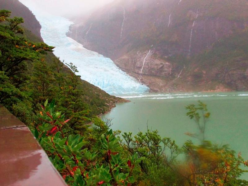 Parque Nacional Bernardo O'Higgins no Chile