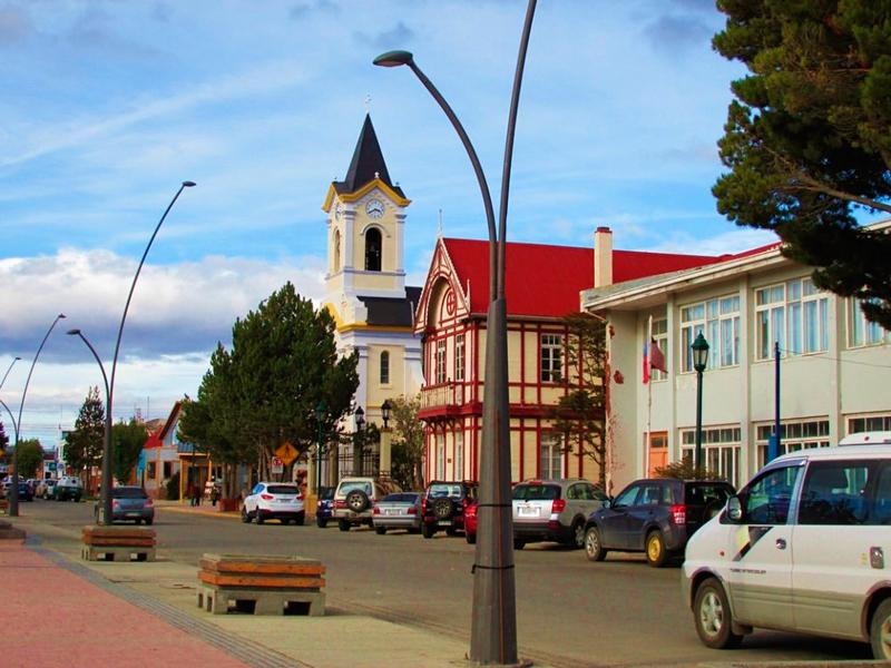 Puerto Natales no Chie