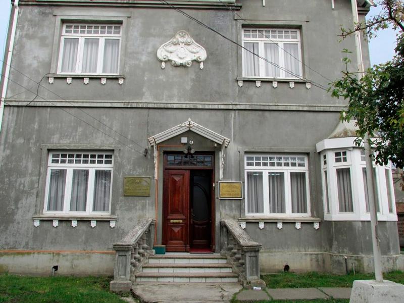 Casa Contardi em Punta Arenas no Chile
