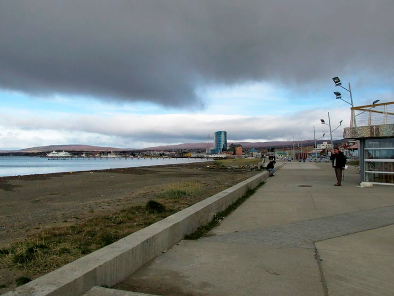 Punta Arenas no Chile