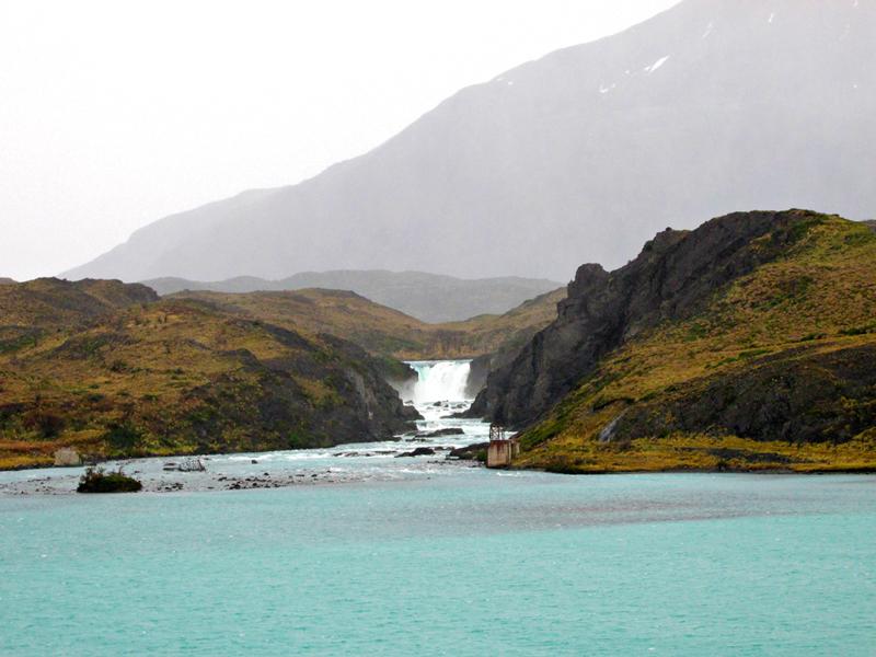 passeio no Parque Nacional Torres del Paine