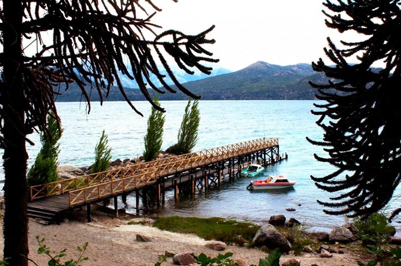 Isla Victoria na Argentina