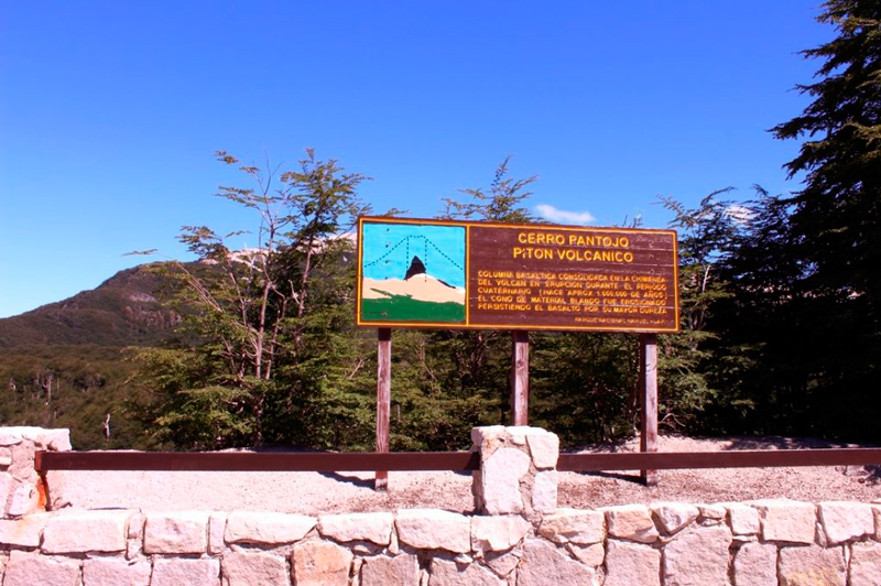 Cerro Pantojo na Argentina