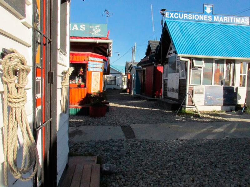 compra de passeio de barco em Ushuaia na Argentina