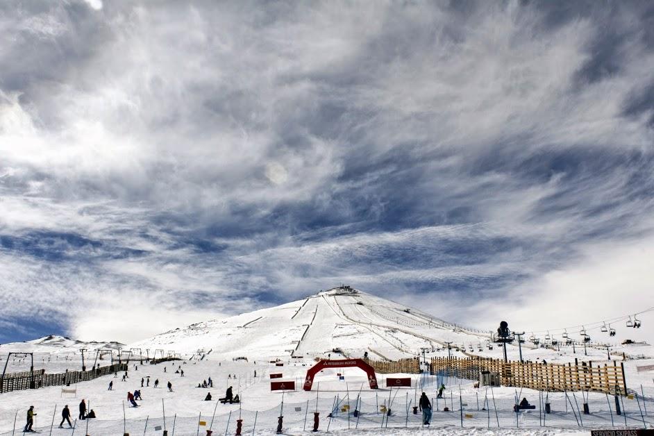 Estação de esqui El Colorado