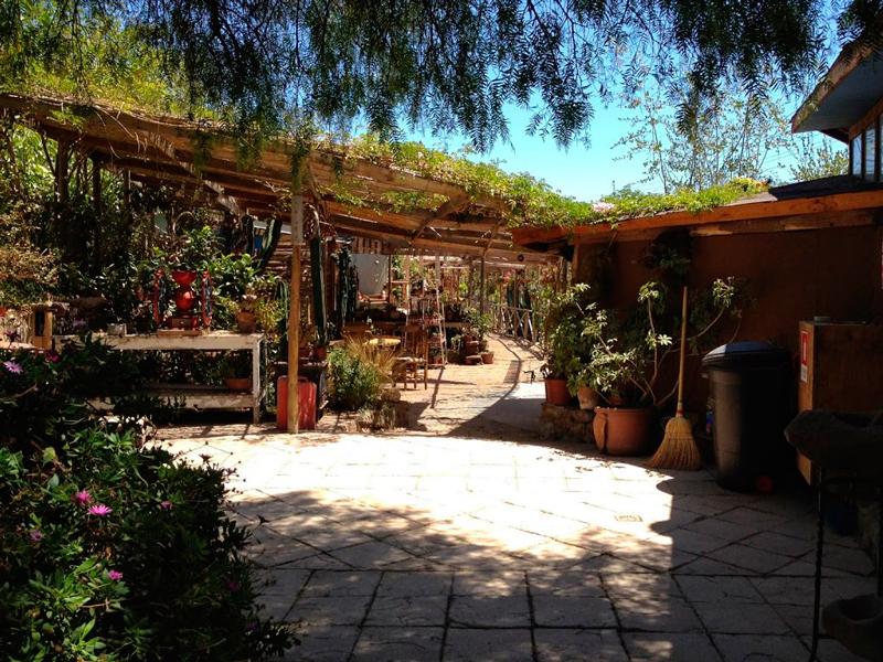 Restaurante Al Sur del Elqui em Vicuña no Chile