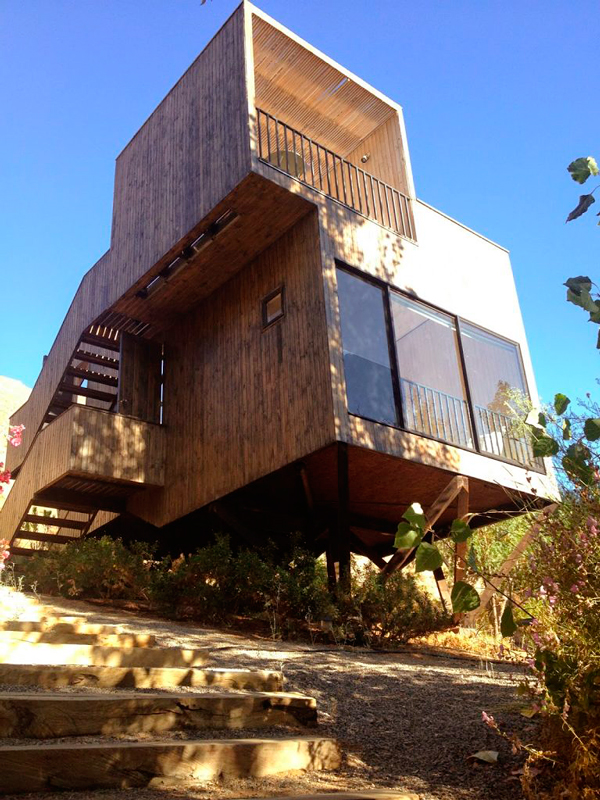 Apartamento no Elqui Domos no Valle de Elqui no Chile
