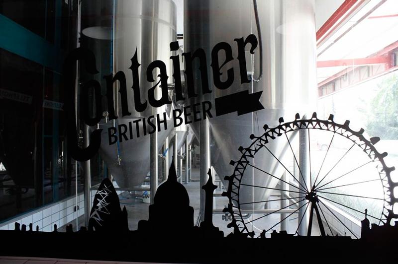 Cervejaria Container em Blumenau em Santa Catarina