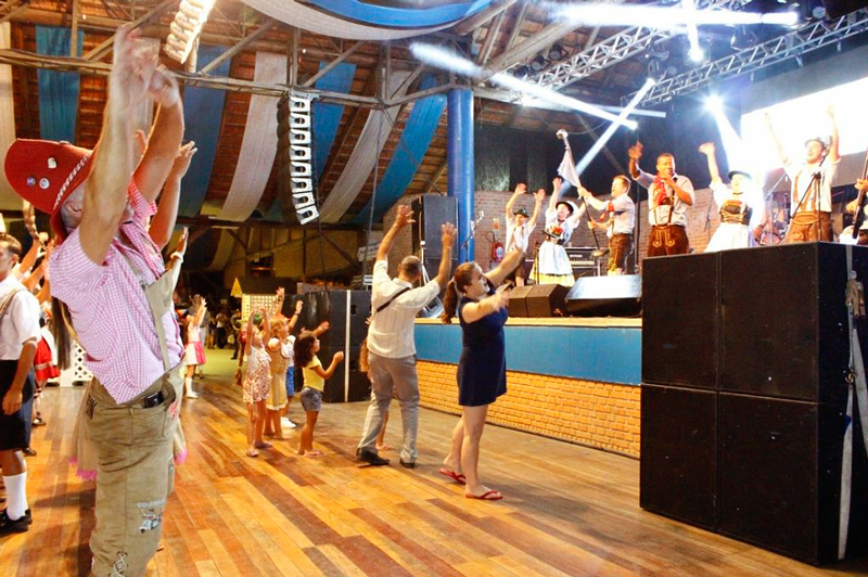 Festa Pomerana em Santa Catarina