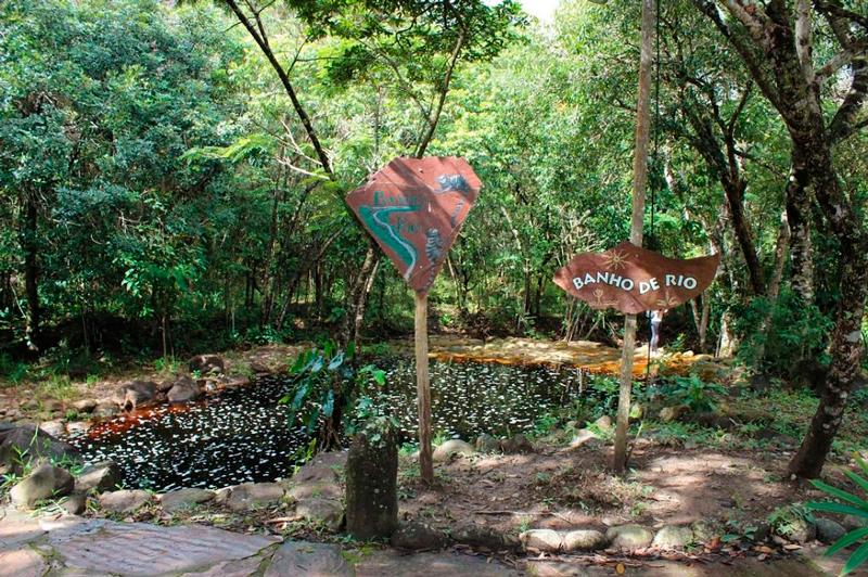 Pousada do Capão na Chapada Diamantina na Bahia
