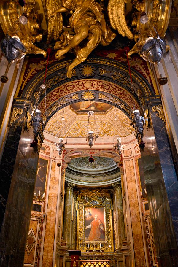 Igreja Nova ou Chiesa Nuova de Roma na Italia