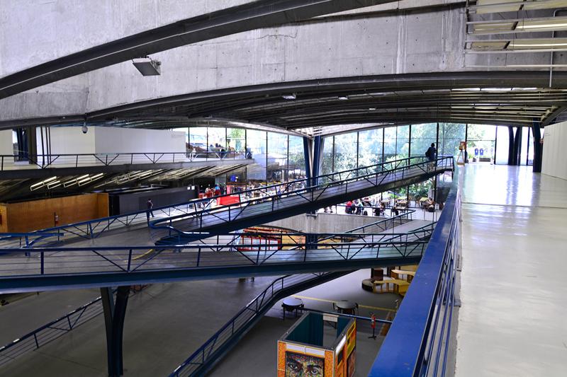 São Paulo Sul e Centro, CCSP, Centro Cultural São Paulo