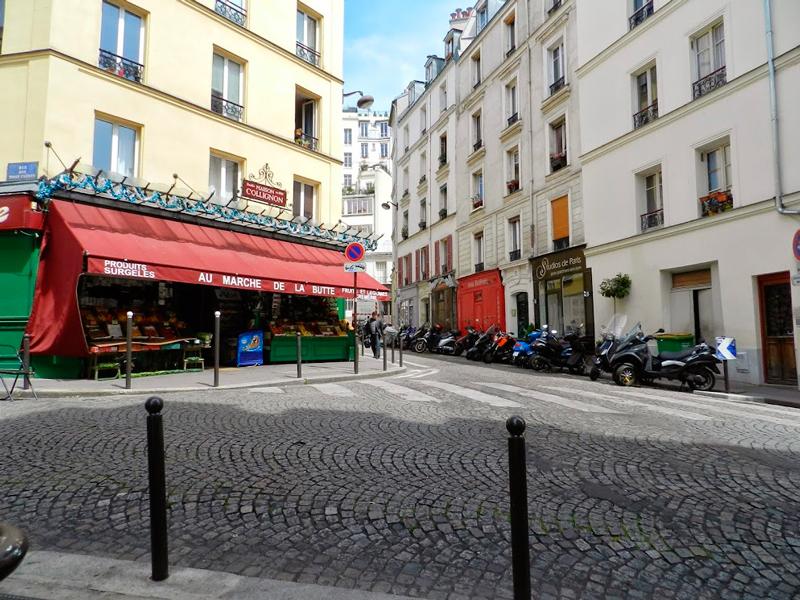 Montmartre, o 18º Arrondisement de Paris