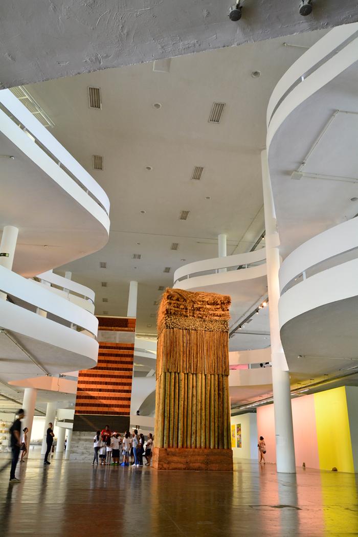 Bienal, São Paulo, Brasil, Museu, Museum