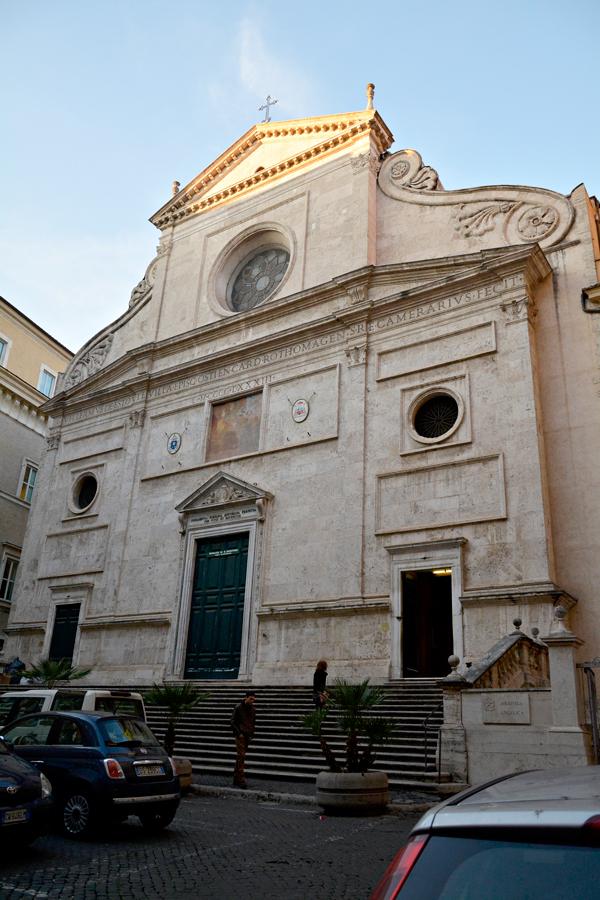 Sant'Agostino, Roma, Italia
