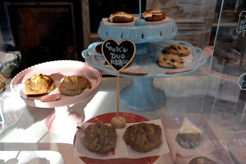 Broo's Cookies na Vila Madalena em São Paulo