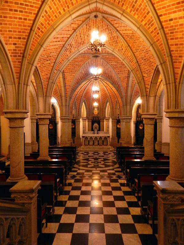 Cripta da Catedral Metropolitana da Sé